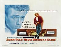 Rebel without a Cause - 30 x 40 Movie Poster UK - Style A