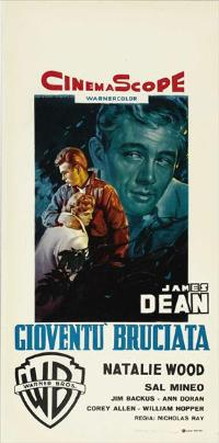 Rebel without a Cause - 13 x 28 Movie Poster - Italian Style A