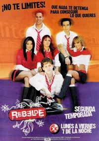 El Rebelde - 11 x 17 Movie Poster - Spanish Style B