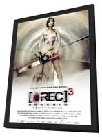 [REC] 3: Genesis - 11 x 17 Movie Poster - Style A - in Deluxe Wood Frame