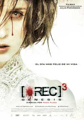 [REC] 3: Genesis - 27 x 40 Movie Poster - Spanish Style A