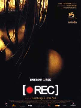 REC - 11 x 17 Movie Poster - Spanish Style A