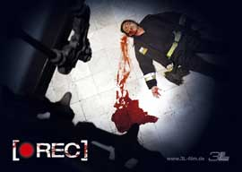 REC - 43 x 62 Movie Poster - German Style C