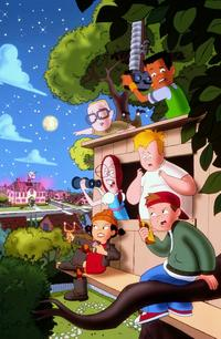 Recess: School's Out - 8 x 10 Color Photo #1