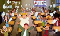 Recess: School's Out - 8 x 10 Color Photo #4