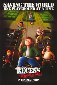 Recess: School's Out - 11 x 17 Movie Poster - Style A