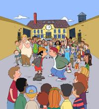 Recess: School's Out - 8 x 10 Color Photo #9