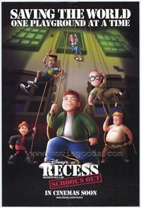 Recess: School's Out - 27 x 40 Movie Poster - Style A