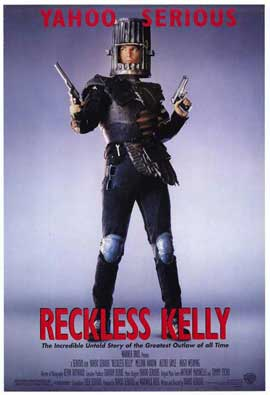Reckless Kelly - 27 x 40 Movie Poster - Style A
