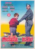 Recluta con nino - 11 x 17 Movie Poster - Spanish Style A