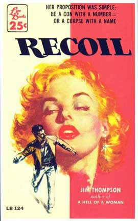 Recoil - 11 x 17 Retro Book Cover Poster