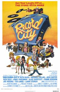 Record City - 27 x 40 Movie Poster - Style A