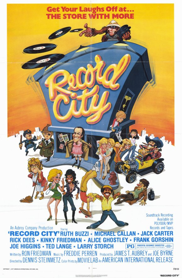 Record City movie