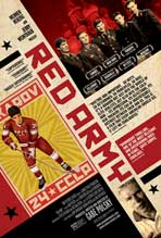 """Red Army"" Movie Poster"