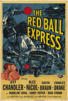 Red Ball Express - 27 x 40 Movie Poster - Style A