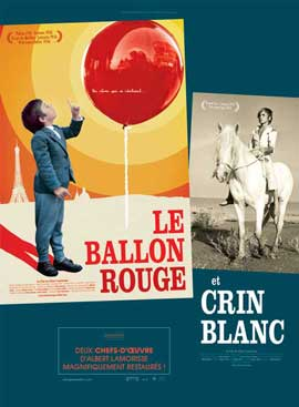 The Red Balloon - 11 x 17 Movie Poster - French Style A