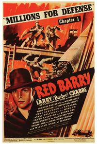Red Barry - 27 x 40 Movie Poster - Style A