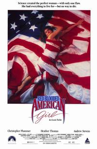 Red Blooded American Girl - 11 x 17 Movie Poster - Style A