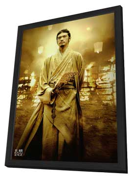 Red Cliff: Part II - 11 x 17 Movie Poster - Taiwanese Style B - in Deluxe Wood Frame
