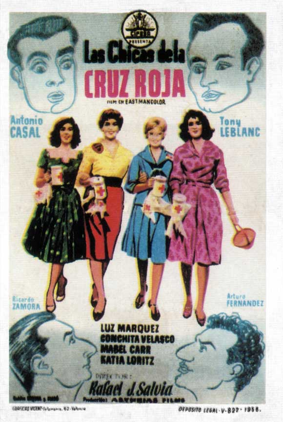 Red Cross Girls movie
