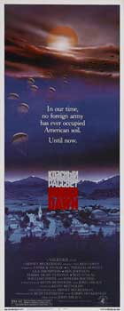 Red Dawn - 14 x 36 Movie Poster - Insert Style A