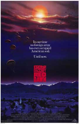 Red Dawn - 11 x 17 Movie Poster - Style A