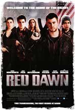 Red Dawn - DS 1 Sheet Movie Poster - Style A