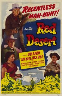 Red Desert - 11 x 17 Movie Poster - Style A