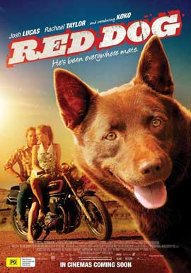 Red Dog - 11 x 17 Movie Poster - Australian Style A