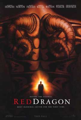 Red Dragon - 27 x 40 Movie Poster - Style A