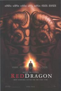 Red Dragon - 43 x 62 Movie Poster - Bus Shelter Style A
