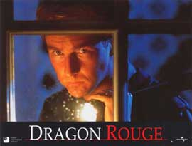 Red Dragon - 11 x 14 Poster French Style F