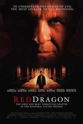 Red Dragon - 27 x 40 Movie Poster - Style B