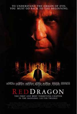 Red Dragon - 11 x 17 Movie Poster - Style B