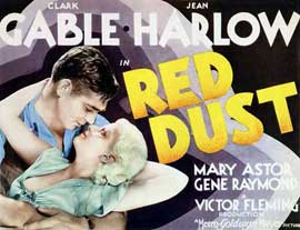 Red Dust - 11 x 17 Movie Poster - Style D
