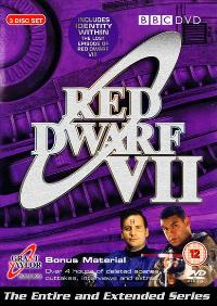 Red Dwarf - 27 x 40 Movie Poster - UK Style A