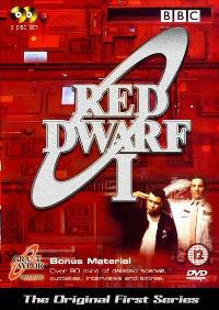 Red Dwarf - 30 x 40 Movie Poster UK - Style B
