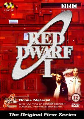 Red Dwarf - 11 x 17 Movie Poster - UK Style B