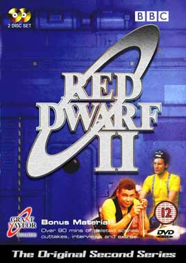 Red Dwarf - 11 x 17 Movie Poster - UK Style C