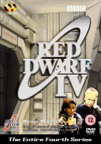 Red Dwarf - 11 x 17 Movie Poster - UK Style E