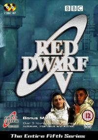 Red Dwarf - 27 x 40 Movie Poster - UK Style F