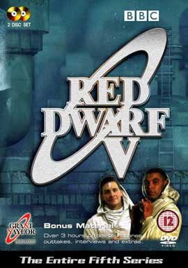 Red Dwarf - 11 x 17 Movie Poster - UK Style F