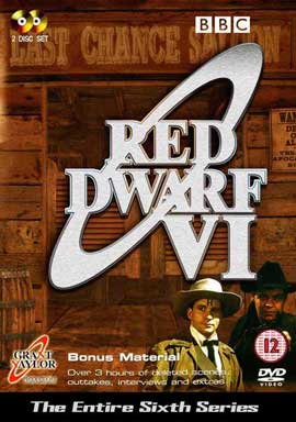 Red Dwarf - 27 x 40 Movie Poster - UK Style G