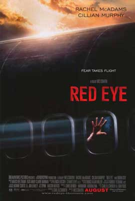 Red-Eye - 11 x 17 Movie Poster - Style A