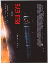 Red-Eye - 11 x 17 Movie Poster - Style C