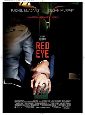 Red-Eye - 11 x 17 Movie Poster - Italian Style A