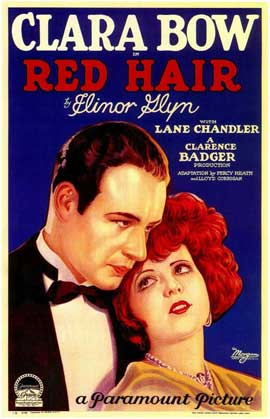 Red Hair - 11 x 17 Movie Poster - Style A