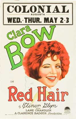 Red Hair - 27 x 40 Movie Poster - Style D