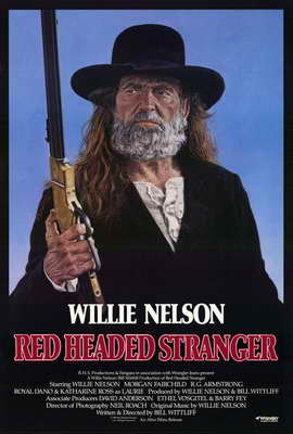 Red Headed Stranger - 27 x 40 Movie Poster - Style A