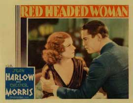 Red-Headed Woman - 11 x 14 Movie Poster - Style A